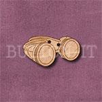 Steampunk Goggles Button