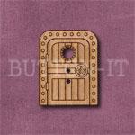 Steampunk Door Button