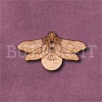 Steampunk Beetle Button