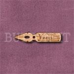 Pen Nib Button