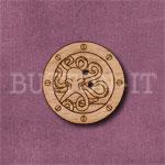 Steampunk Porthole Button
