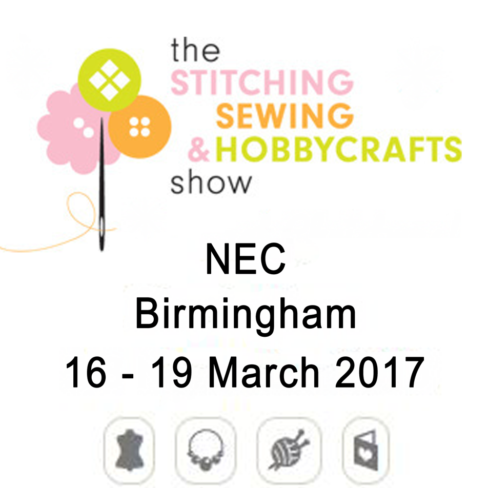 Win Tickets For Hobby Crafts Nec 16th 19th March 2017