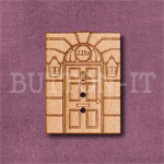 221b Baker Street Door Button