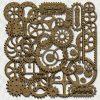 Steampunk Cog and Elements Mega Pack