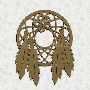 MDF Dream Catcher