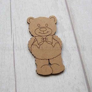 Teddy MDF Shape