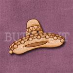 Sombrero Button