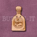 Tequila Bottle Button