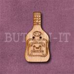 Rum Bottle Button