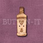Vodka Bottle Button
