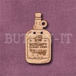 Cider Bottle Button
