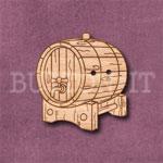 Cider Barrel Button