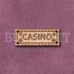 Casino Sign Button