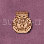 Marmite Jar Button