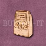 Karaoke Machine Button
