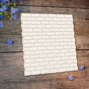 Chipboard Bricks