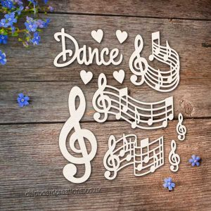 Chipboard Dance Music Set