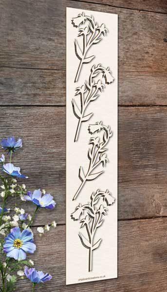 Chipboard Flowers