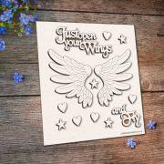 Chipboard Wings