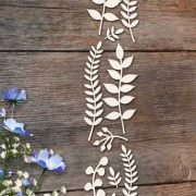 Chipboard Leaves