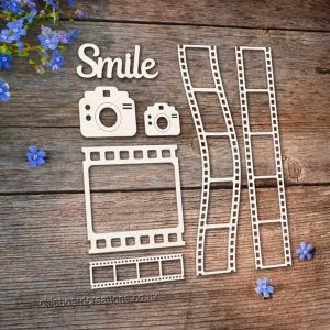 Chipboard Film Strip Camera
