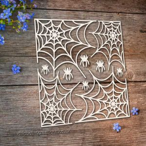 Chipboard Cobwebs