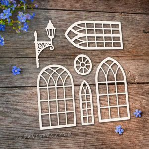 Chipboard Windows