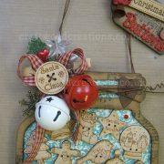 Mdf Button Jar christmas buttons sample