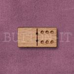 1261 Domino Button