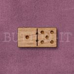 1266 Domino Button