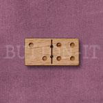 1270 Domino Button