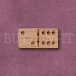 1272 Domino Button