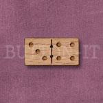 1274 Domino Button
