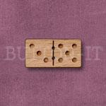 1275 Domino Button
