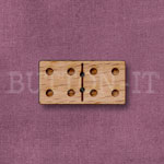1277 Domino Button