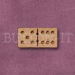 1281 Domino Button
