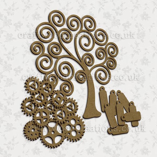 Steampunk Family Tree