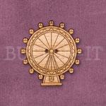London Eye Button