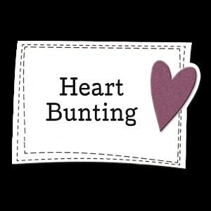 Heart Bunting