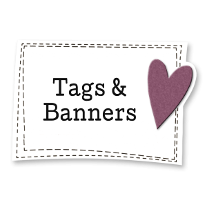 Banners & Tags